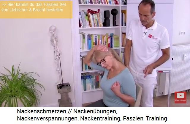 3. Übungen für einen verspannten Nacken+HWS-Syndrom