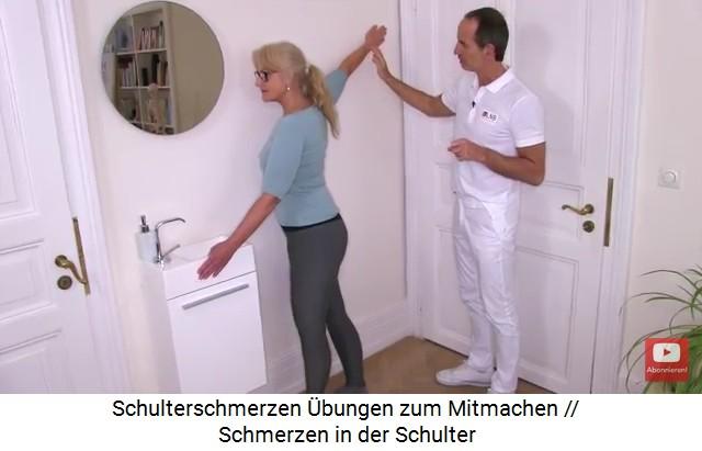 4 bungen gegen schmerzen in der schulter. Black Bedroom Furniture Sets. Home Design Ideas