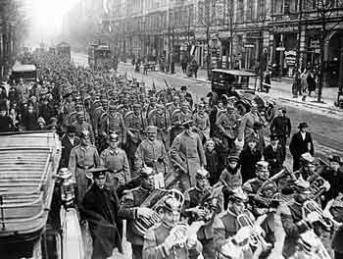 kriegsbegeisterung 1 weltkrieg