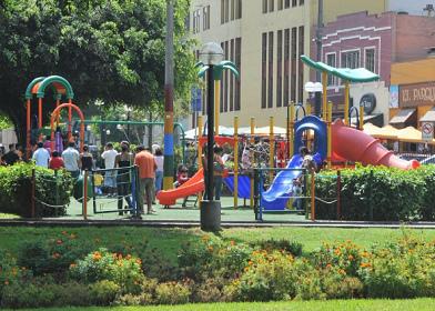 Parque Infantil ...C 229 Round Peach Pill