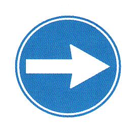 was gilt bei diesem verkehrszeichen